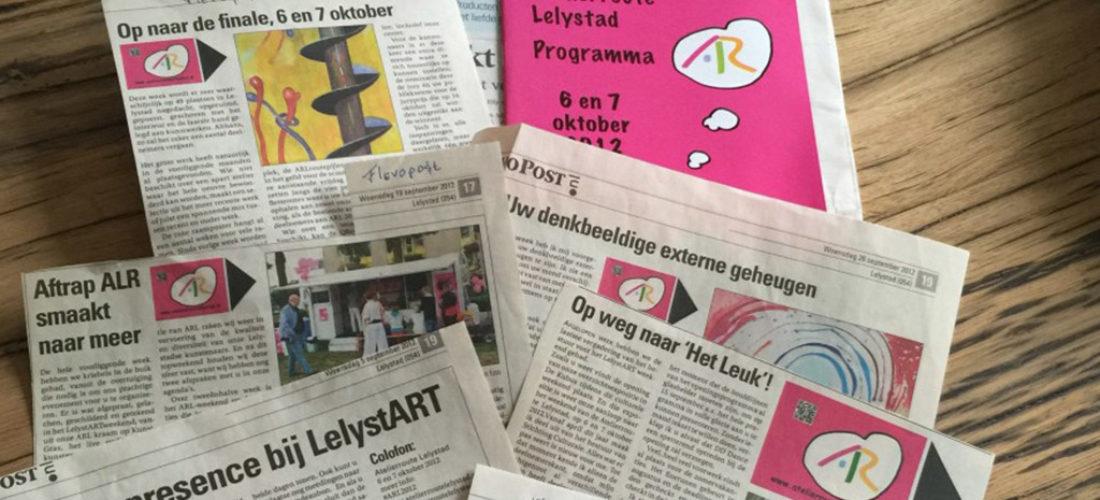 Atelierroute Lelystad